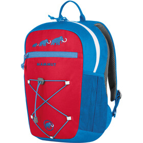 Mammut First Zip Dagrugzak 8 L Kinderen, imperial/inferno